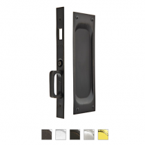 Emtek 2106 Dummy Pocket Door Mortise Lock