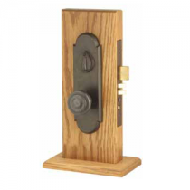 Emtek Cheyenne Mortise Entrance Lockset