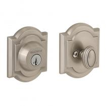 Baldwin Prestige 380ARB Arched Single Cylinder Deadbolt