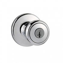 Kwikset 400T-SMT Tylo SmartKey Entry Door Knob Set