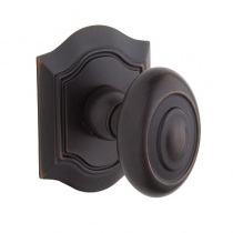 Baldwin Estate Pre-Configured 5077 Bethpage Door Knob Set