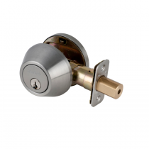 MaxGrade 600 Single Cylinder Deadbolt