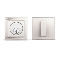 MaxGrade 600SQ Single Cylinder Deadbolt
