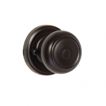 Weslock Traditionale Collection Savannah Privacy Door Knob Set