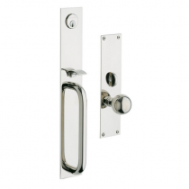 Baldwin Estate 6540 San Diego Mortise Handleset