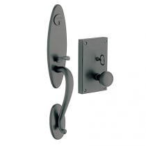 Baldwin Estate 6549 Williamsburg Mortise Handleset