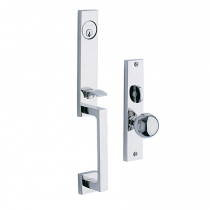 Baldwin Estate 6562 New York Mortise Handleset