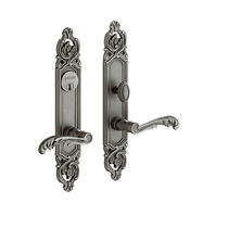 Baldwin Estate 6933 Versailles Mortise Entrance Set