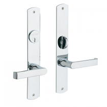 Baldwin Estate Denver Mortise Entrance Set (6940)