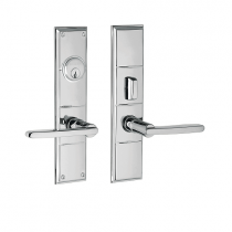 Baldwin Estate 6973 Houston Mortise Entrance Set