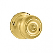Kwikset Signature Series 720PE Phoenix Passage Knob set