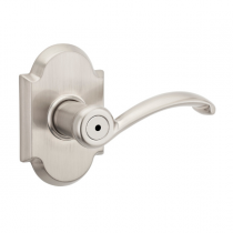 Kwikset Signature Series 730-AUL Austin Privacy Door Lever Set