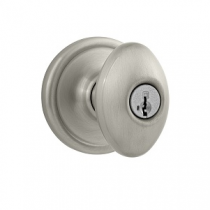 Kwikset Signature Series 740L-SMT Laurel Smart Keyed Entry Knob