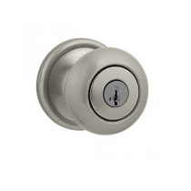 Weiser Collections GCA531H-SMT Hancock SmartKey Entry Door Knob set