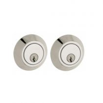 Baldwin Estate 8011/8242 Contemporary Double Cylinder Deadbolt