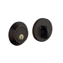 Baldwin Estate 8041/8241 Contemporary Single Cylinder Deadbolt