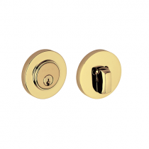 Baldwin Estate 8244 Contemporary Single Cylinder Deadbolt