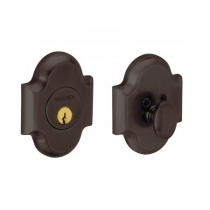 Baldwin Estate 8252 Arched Single Cylinder Deadbolt