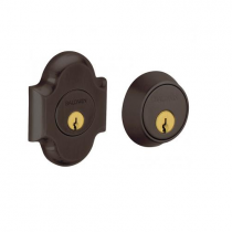 Baldwin Estate 8253 Arched Double Cylinder Deadbolt