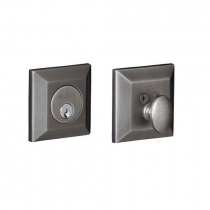 Baldwin Estate 8254 Squared Single Cylinder Deadbolt