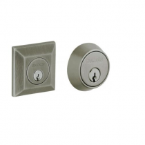 Baldwin Estate 8255 Squared Double Cylinder Deadbolt