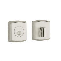 Baldwin Estate 8285 Soho Single Cylinder Deadbolt