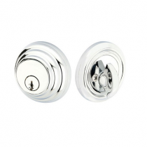 Emtek 8455 Low Profile Single Cylinder Deadbolt