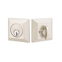 Emtek 8478 Quincy Style Single Cylinder Deadbolt