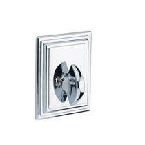 Emtek 8579 Wilshire Single Sided Deadbolt (No Outside Trim)