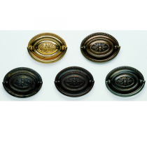 Omnia 9638 Decorative Drop Pull