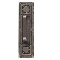 Brass Accents A04-P7201 Renaissance Collection Nantucket Pull Plate