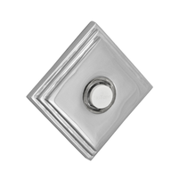 Fusion B-EL-E9 Diamond Stepped Doorbell