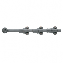 "Baldwin Ornamental Heavy Duty Surface Bolt (4, 6, 8, 12, 18 or 24"")"
