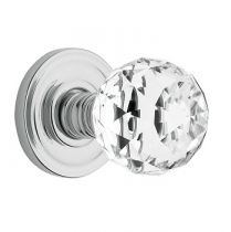 Baldwin Estate 5009 Swarovski Crystal Door Knob Set