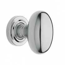 Baldwin Estate 5025 Egg Door Knob Set