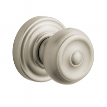 Baldwin Estate Pre-Configured 5020 Colonial Door Knob Set