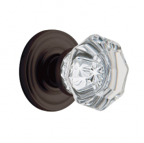 Baldwin Estate Pre-Configured 5080 Filmore Door Knob Set
