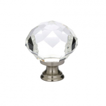 Emtek Diamond Wardrobe Knob