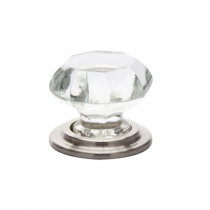 Emtek Old Town Clear Wardrobe Knob
