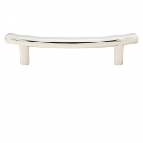 Emtek Curvilinear Collection T- Curve Bar Cabinet Pull