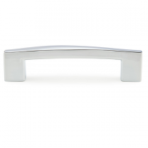 Emtek Curvilinear Collection Bezier Cabinet Pull