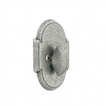 Emtek 8551 Wrought Steel #1 Style Single Sided Deadbolt (No Outside Trim)