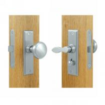 Deltana Solid Brass Storm Door Rectangular Mortise Lock