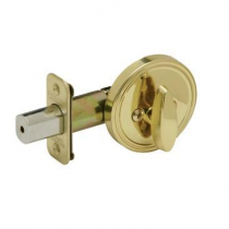 Dexter JD80 Single Sided Deadbolt with Thumbturn and no outside Trim