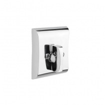 Emtek 8575 Neos Style Single Sided Deadbolt (No Outside Trim)