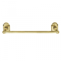 "Emtek Brass Towel Bar (18"", 24"", & 30"")"