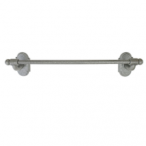 Emtek Wrought Steel Towel Bar