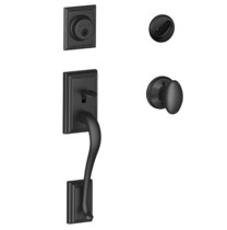 Schlage F60 Addison Handleset from the F Series