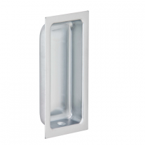 Fusion Rectangular Flush Pull