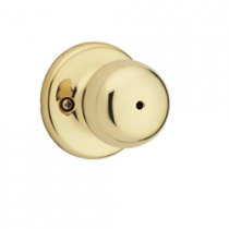 Weiser Elements GAC331F Fairfax Privacy Door Knob Set